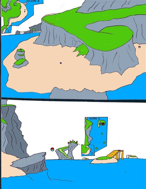 sonic fan made sonic fan made level design 3 by nickinamerica on deviantart