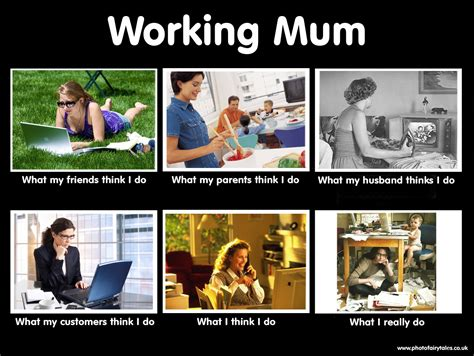 Working Mom Meme - photofairytales blog from the award winning site