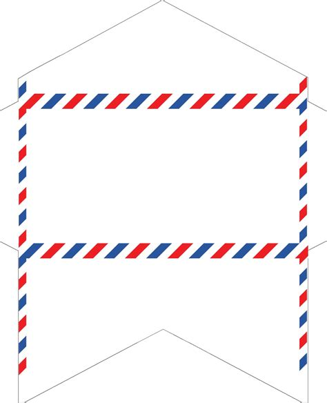 printable airmail stickers pushing the envelopes august 2015