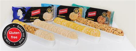 Fantastic Crackers Teriyaki 100 Gr fantastic rice crackers 100g le potager
