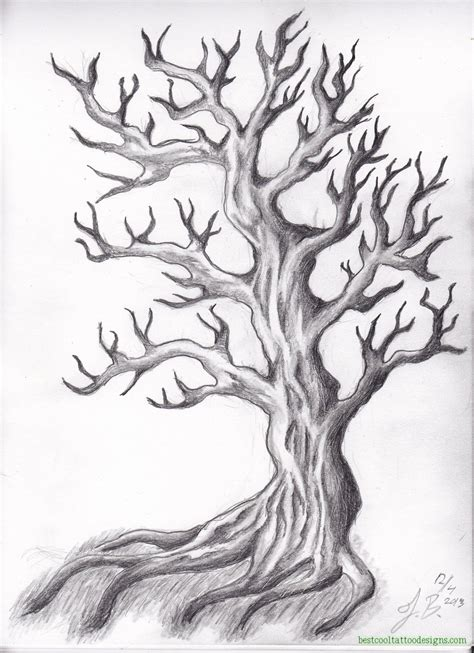 cool tree tattoo designs trees archives best cool designs
