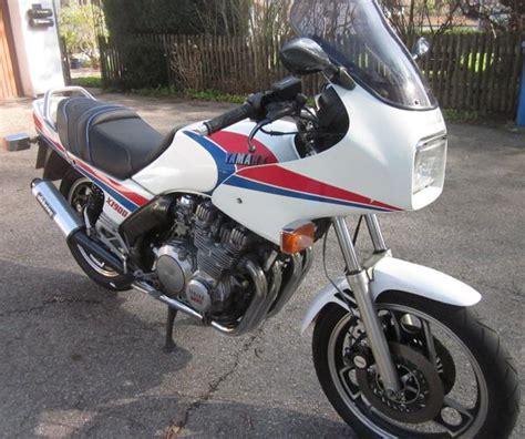 Motorrad 500 Ccm Gebraucht by Yamaha Xj 900 31a Motorrad Kardan Tourer Koni Stahlflex
