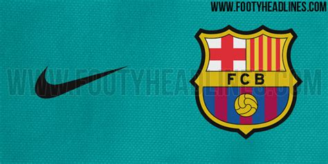 Jersey Go Leicester Away 2016 2017 fc barcelona s 2016 17 away shirt will be teal pictures