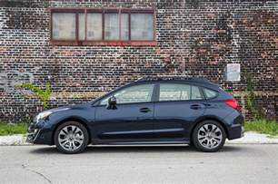 Subaru Impreza Sport Review 2015 Subaru Impreza 2 0i Sport Limited Review
