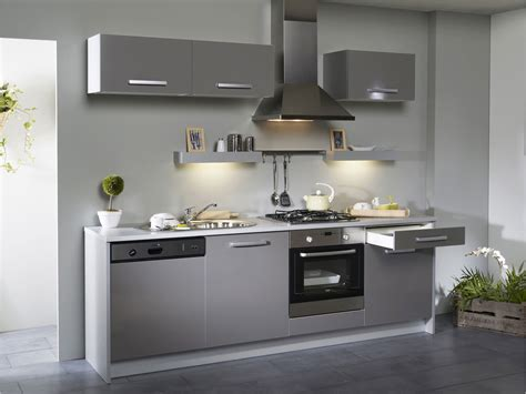 agréable Cuisine Gris Et Blanc #2: cuisine-gris-et-blanc-2.jpg
