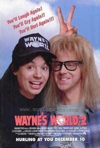 watch wayne's world 2 1993 full movie online
