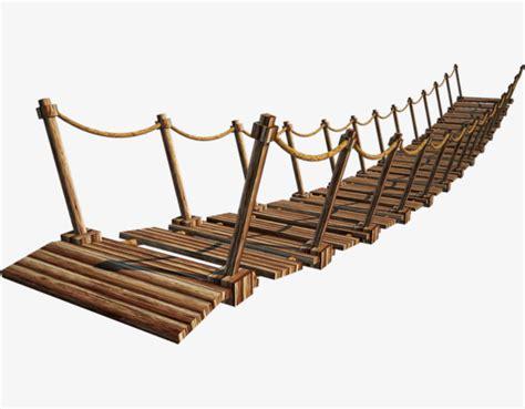 Single Plank Bridge wooden plank bridge overpass wood single plank bridge flyover png image and clipart for free