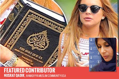 hollywood actress with quran the quran is meant for everyone even hollywood stars like