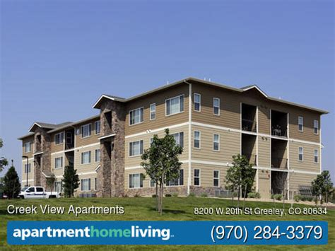 3 Bedroom Apartments In Colorado Springs creek view apartments greeley co apartments