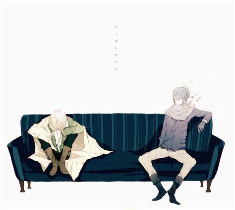 anime couch no 6 766553 zerochan