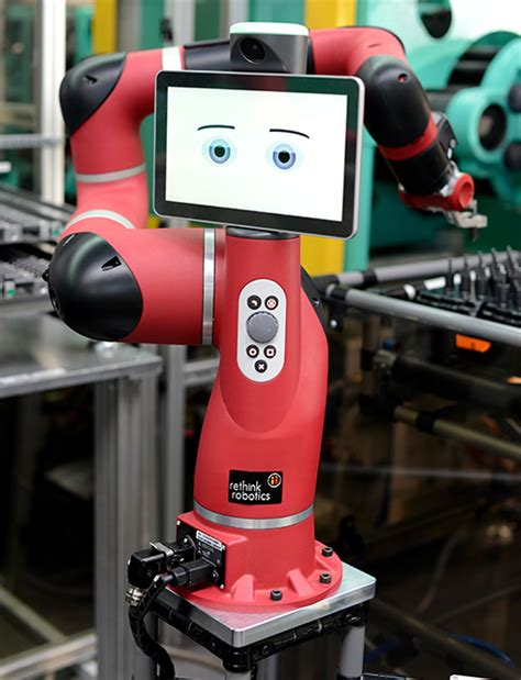 real and industrial robots 0615935583 sawyer collaborative robots for industrial automation rethink robotics