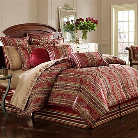 red california king comforter j queen manor house red california king comforter set