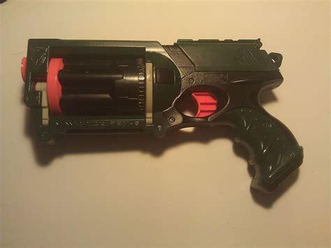 spray paint nerf paint a nerf gun n strike maverick