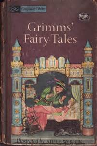 the illustrated stanshall a fairytale of grimm books adele weber wishing
