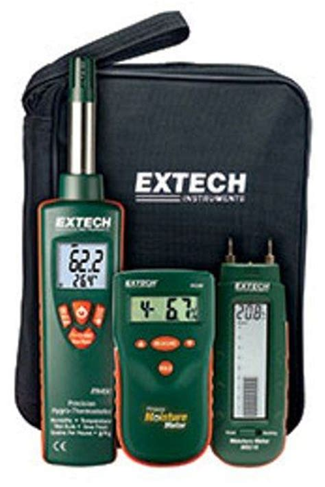 Jual Extech Rh490 Precision Hygro Thermometer extech mo280 kw water damage restoration kit monitor