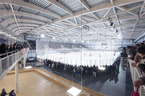 design form ice resurfacer ice rink of li 232 ge l escaut architectures be weinand
