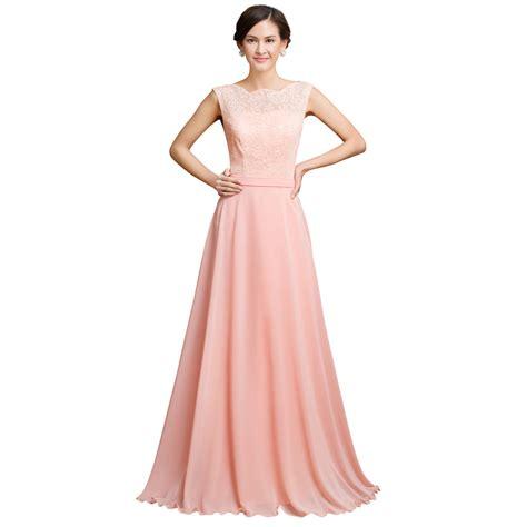 Dress Lyka 01 Pink cap sleeve evening dress pink backless lace formal dresses robe de soiree