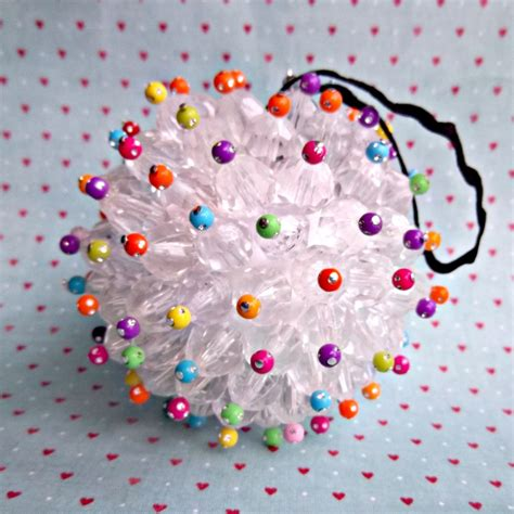 twinklyspangle amazingly awesome bauble diy