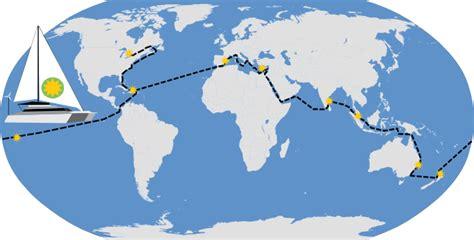 gemini catamaran circumnavigation sun challenge home