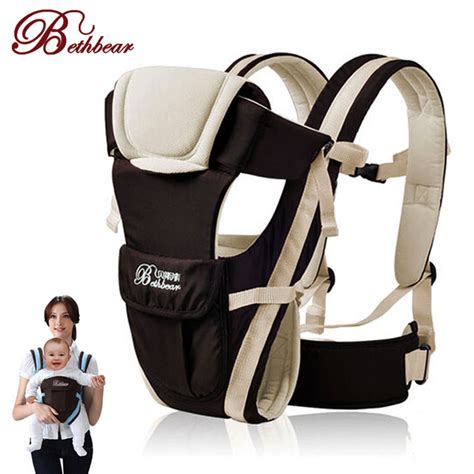 beth 0 30 months breathable front facing baby carrier 4 in 1 infant comfortable sling