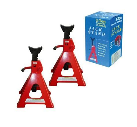 Stand 3 Ton Mx Power mighty 3 ton heavy duty garage stands my power tools