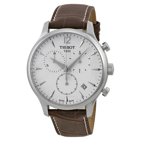 mens tissot watches sale tissot t classic tradition chronograph s