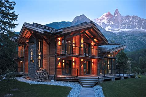 Chalet Houses by Chalet Cragganmore Chamonix Luxury Chalet Chamonix