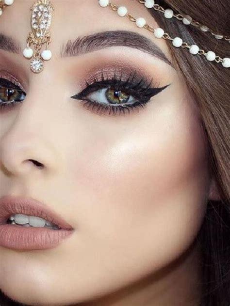 make up pengantin ala arab saubhaya makeup sontek makeup wanita arab yang buat pria terkesima