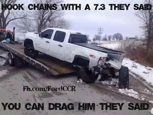 chevy jokes on quot hook up with a 7 3 they said