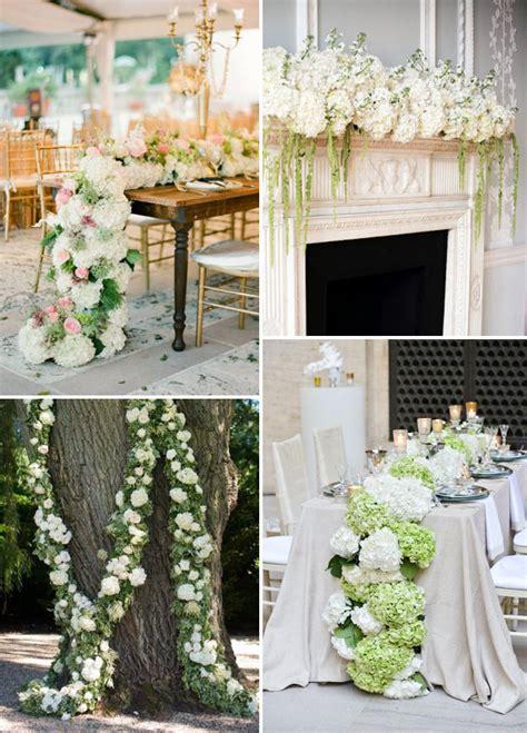 beautiful blooms hydrangea wedding ideas onefabday