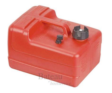 losse tank buitenboordmotor draagbare benzinetank oem style 12 liter draagbare