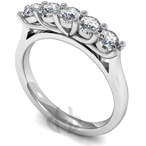 18ct white gold engagement ring tbc126mt05