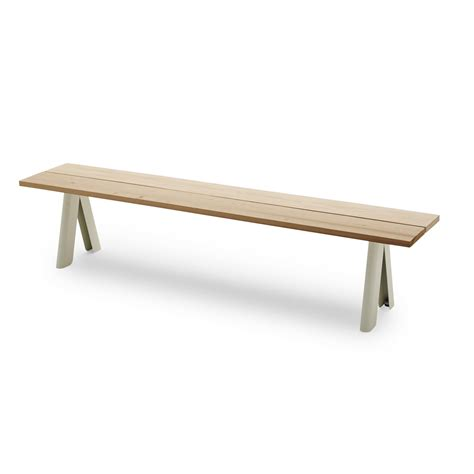 the bench company overlap bench by skagerak in the shop