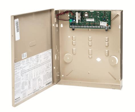 Honeywell Panel Vista 20p honeywell vista 20p wired alarm panel alarm grid