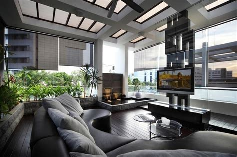 Sleek Living Room Ideas by Modern And Sleek Living Room Design