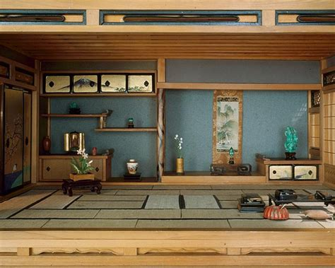 japanese interior design  relaxing space settings