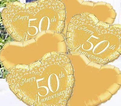Golden Happy Wedding Anniversary Balloon Bouquet Code