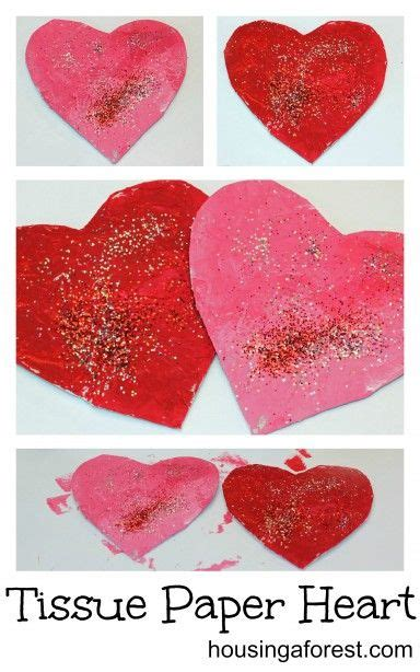 How To Make Tissue Paper Hearts - 17 best images about paper hearts