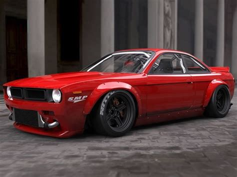 nissan 240sx rocket bunny rocket bunny widebody kit transforms 90 s nissan 240sx