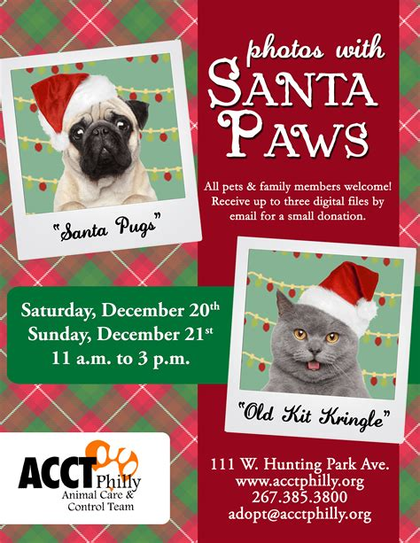 image gallery holiday pet adoption flyers