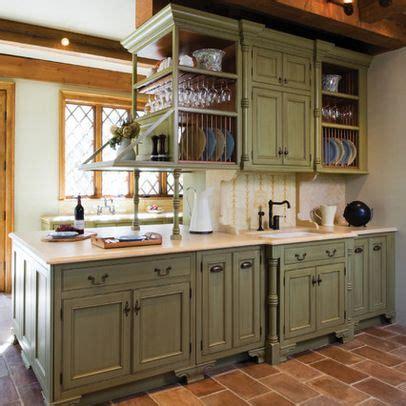 Distressed Kitchen Furniture Best 20 Distressed Kitchen Cabinets Ideas On Pinterest