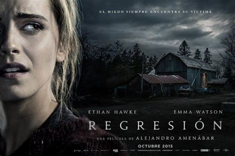 film horror 2015 emma watson regression 2015 american spanish psychological thriller
