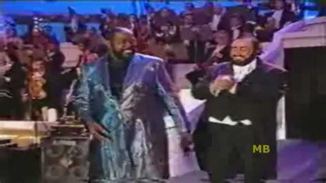 luciano pavarotti barry white   everybodylovesitaliancom