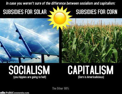Capitalism Memes - socialism is for hippies capitalism is for real americans politicomments com