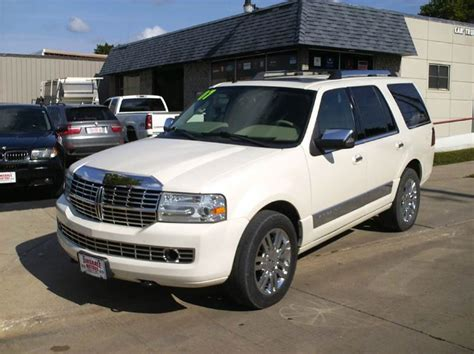 for sale 2007 passenger car lincoln navigator ultimate elite nav dvd moon thx chr clifton discountcarsonline net