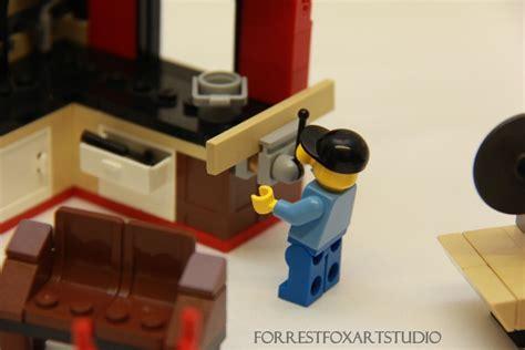 lego ideas wood shop workshop
