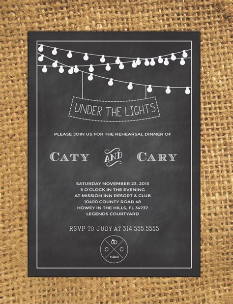 chalkboard wedding invitation invitation templates on