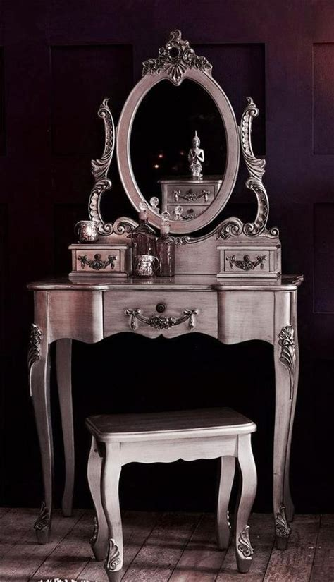dressing table shabby chic antique silver vintage shabby chic dressing table