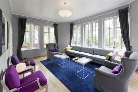 paint colors for large rooms best paint color for large family room with blue carpet