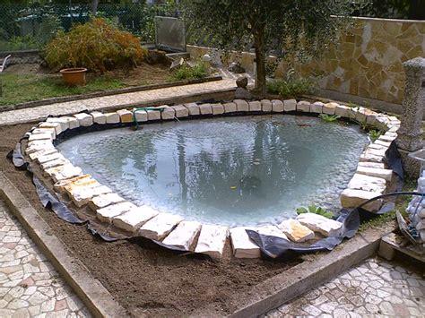 come costruire un laghetto da giardino come costruire un laghetto in giardino samenquran
